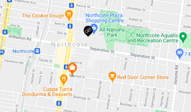 Currency Exchange in Northcote - Where to collect foreign currency in person