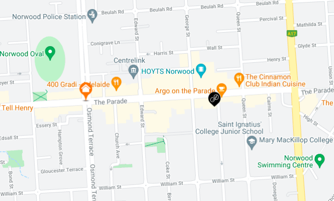 Pick up currency exchange in Norwood - Where to collect foreign currency in person