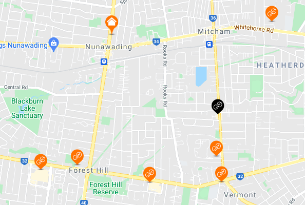 Currency Exchange in Nunawading - Where to collect foreign currency in person
