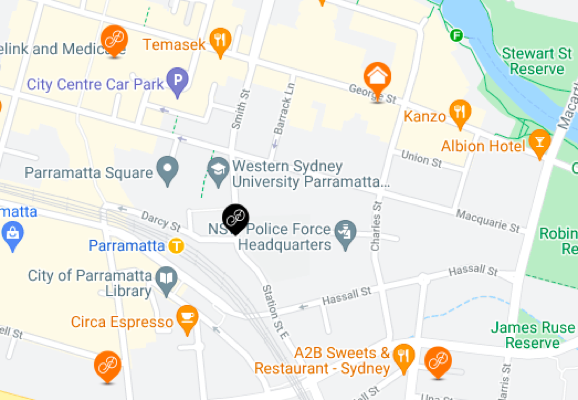 Currency Exchange in Parramatta - Where to collect foreign currency in person
