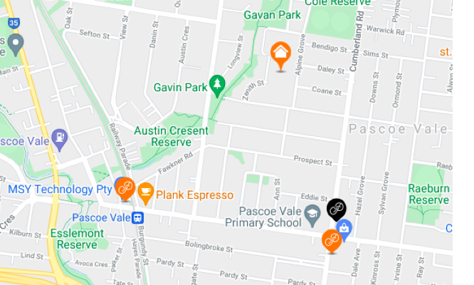 Currency Exchange in Pascoe Vale - Where to collect foreign currency in person