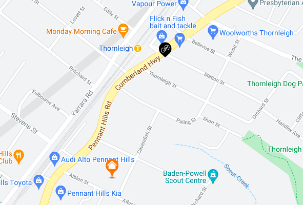 Currency Exchange in Pennant Hills - Where to collect foreign currency in person