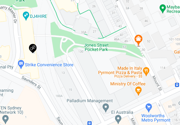 Pick up currency exchange in Pyrmont - Where to collect foreign currency in person