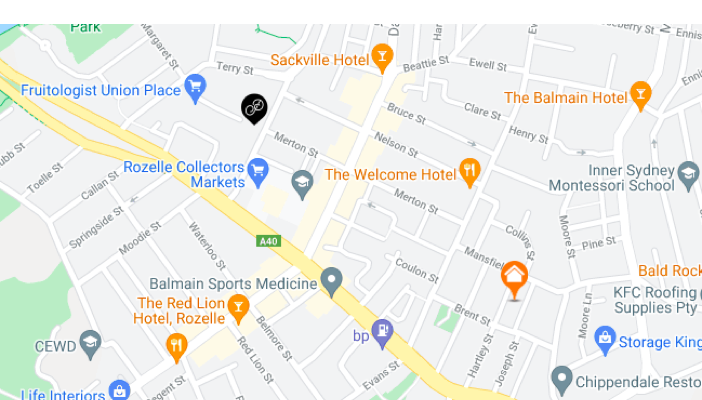 Currency Exchange in Rozelle - Where to collect foreign currency in person