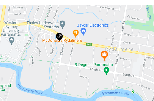 Currency Exchange in Rydalmere - Where to collect foreign currency in person