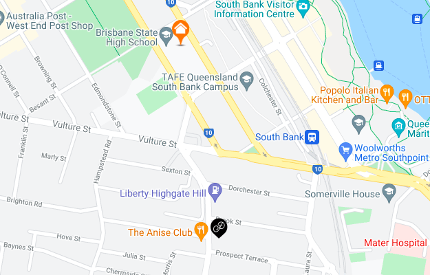 Currency Exchange in South Brisbane - Where to collect foreign currency in person