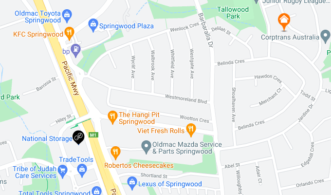 Currency Exchange in Springwood - Where to collect foreign currency in person