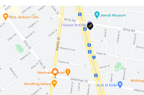 Currency Exchange in St Kilda - Where to collect foreign currency in person