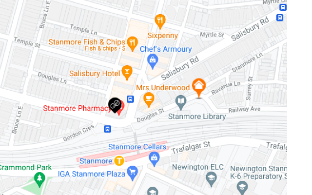 Currency Exchange in Stanmore - Where to collect foreign currency in person