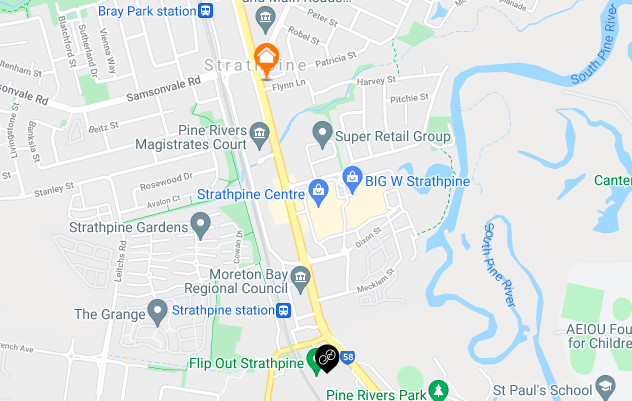 Currency Exchange in Strathpine - Where to collect foreign currency in person