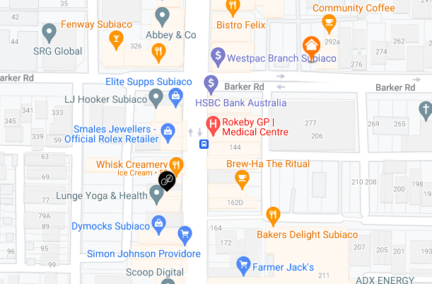 Currency Exchange in Subiaco - Where to collect foreign currency in person