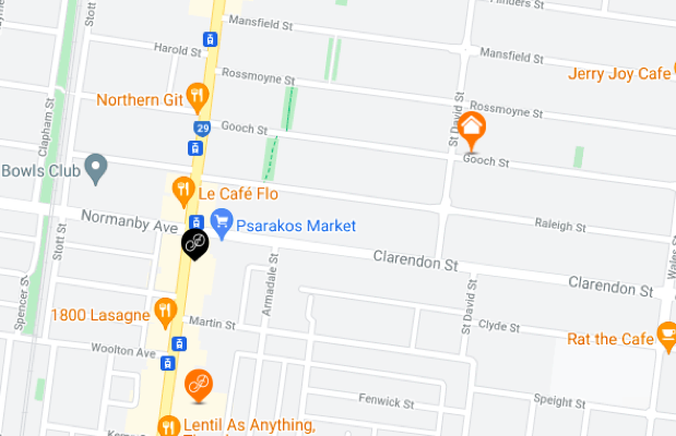 Currency Exchange in Thornbury - Where to collect foreign currency in person