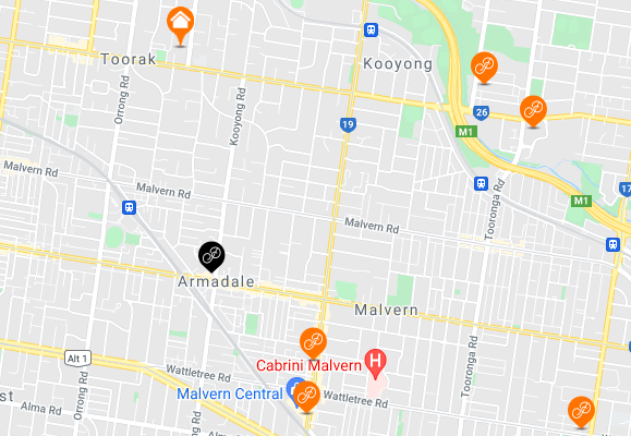 Currency Exchange in Toorak - Where to collect foreign currency in person