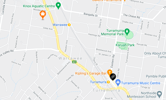 Currency Exchange in Wahroonga - Where to collect foreign currency in person