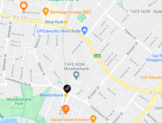 Currency Exchange in West Ryde - Where to collect foreign currency in person