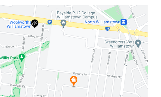 Currency Exchange in Williamstown - Where to collect foreign currency in person