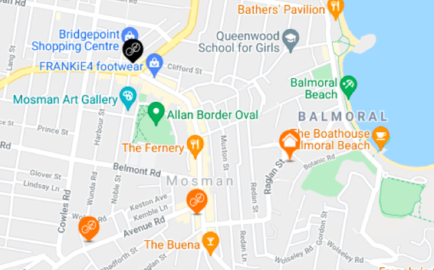 Pick up currency exchange in Mosman - Where to collect foreign currency in person
