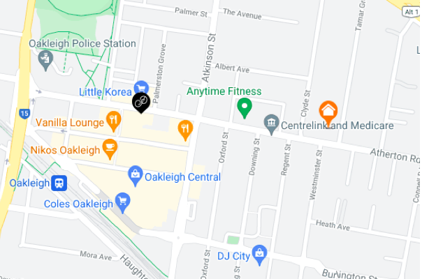 Currency Exchange in Oakleigh - Where to collect foreign currency in person