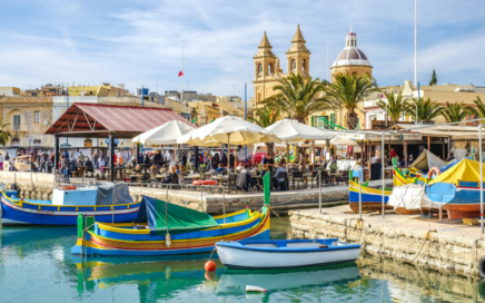Currency in Malta
