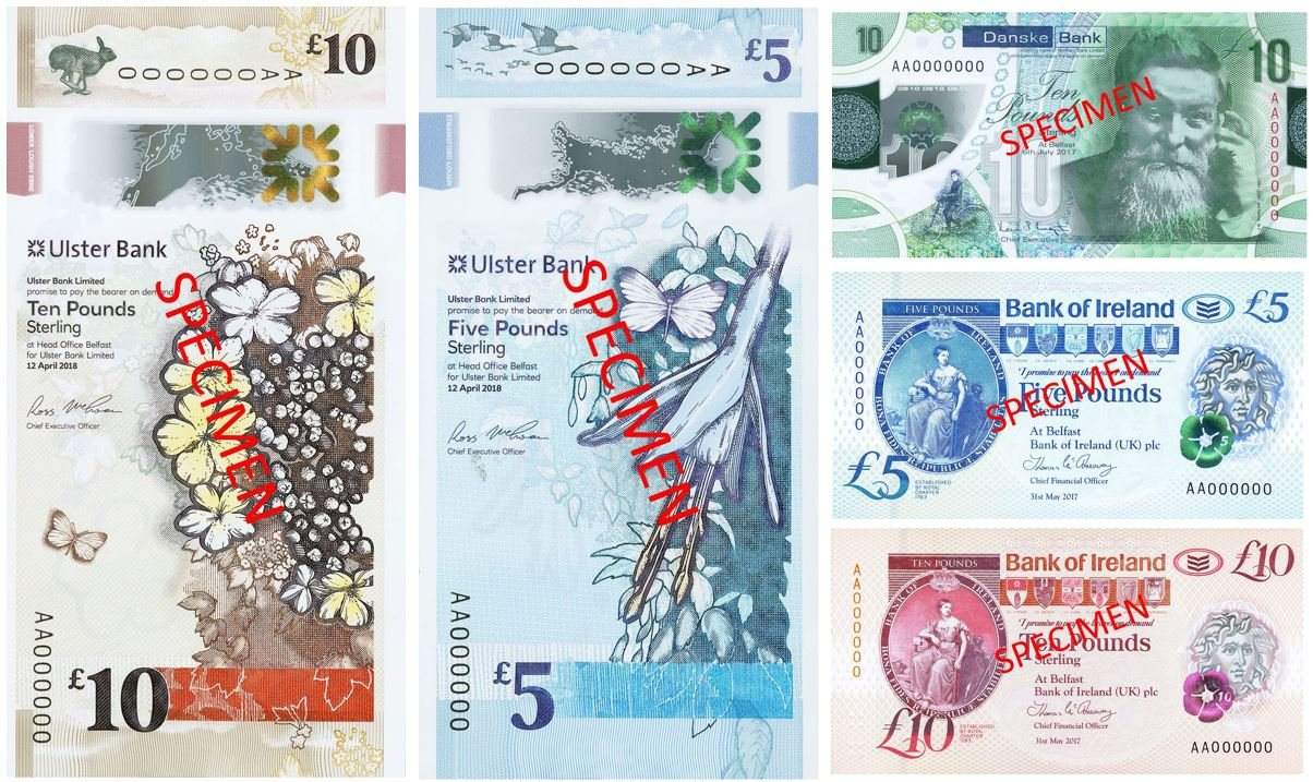 The official currency in Northern Ireland is Pound Sterlings.